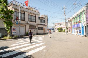 横断歩道(道)