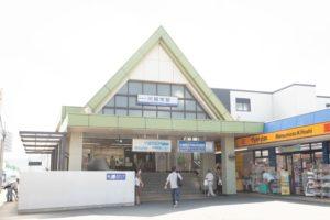 東武東上線川越市駅